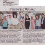 Wedding Day Winners - Burne and Burne Attorneys - La_Lucia_Mall_Winners